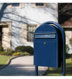 Bobi Classic Front Access Mailboxes Installed