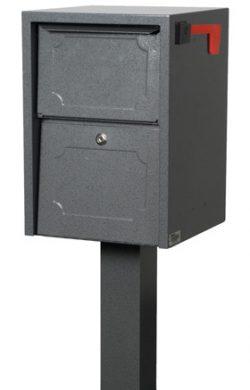 dVault Weekend Away Vault Mailbox Post