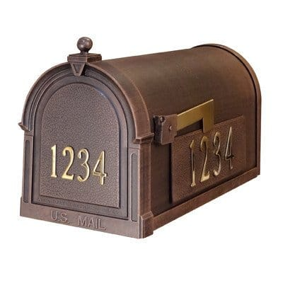 Special Lite Berkshire Post Mount Mailbox