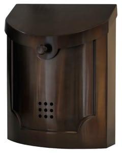 Ecco 4 Mailbox Bronze