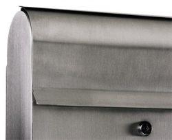 European Home Antares Mailbox Close Up