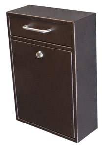 Epoch Locking Drop Box Bronze