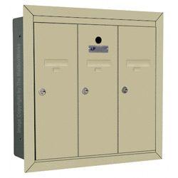 Florence 12503 Vertical Mailbox Sandstone