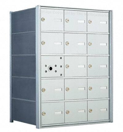 Florence 1400 Series 4B+ Commercial Mailboxes – 14 Door Product Image