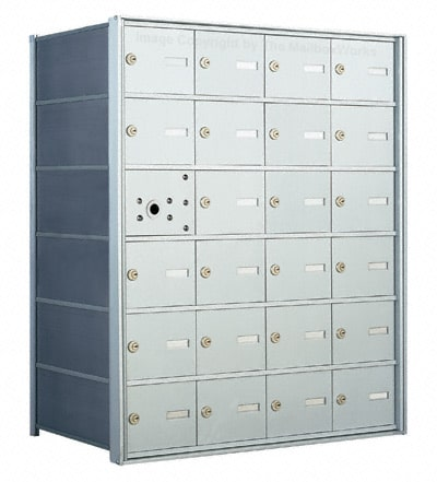 Florence 1400 Series 4B+ Commercial Mailboxes – 23 Door Product Image