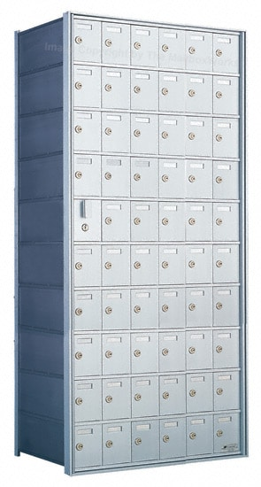 1600 Private Distribution Mailboxes 60 Door