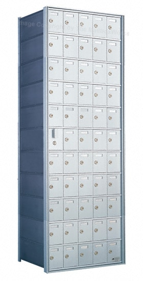 1600 Private Distribution Mailboxes 55 Door