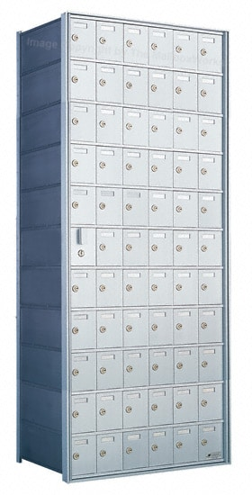 Florence Private Distribution Mailboxes 4B+ Horizontal 1600 Series 66 Door (65 Useable) 11 High Product Image