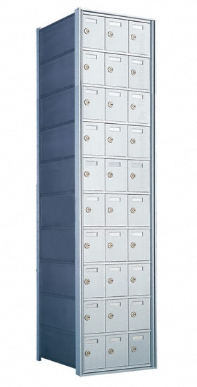 1700 Private Distribution Mailboxes 30 Door