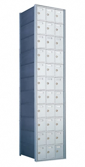 1700 Private Distribution Mailboxes 33 Door