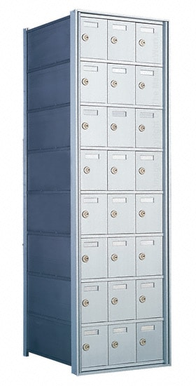 1700 Private Distribution Mailboxes 24 Door