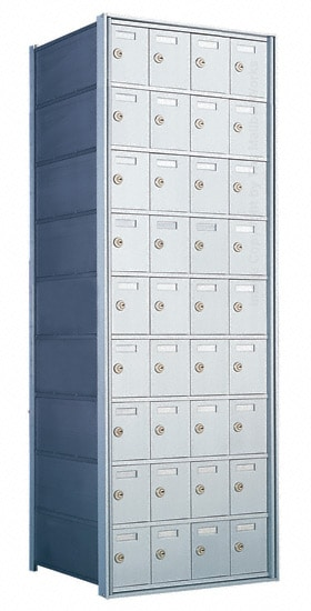 1700 Private Distribution Mailboxes 36 Door