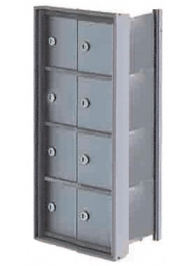 Florence Mini Storage Lockers 8 Door