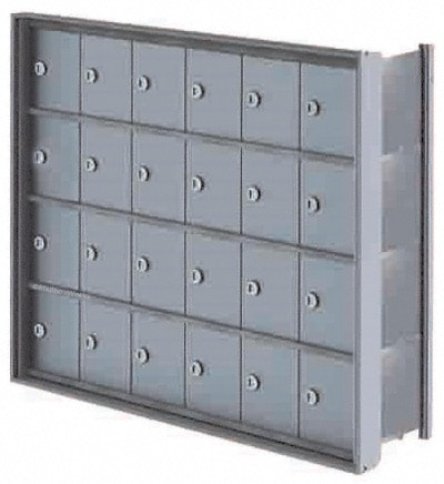 Florence Mini Storage Lockers 24 Door
