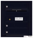 Florence 4C Mailboxes 4C05S-03 Black