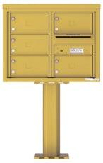 Florence 4C Pedestal 4C06D-05X-P Gold Speck