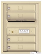 Florence 4C Mailboxes 4C06S-04 Sandstone