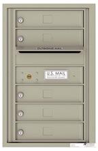 Florence 4C Mailboxes 4C07S-05 Postal Grey