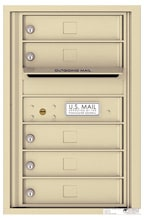 Florence 4C Mailboxes 4C07S-05 Sandstone
