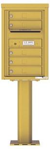 Florence 4C Pedestal 4C07S-05-P Gold Speck