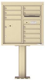 Florence 4C Pedestal 4C08D-09-P Sandstone