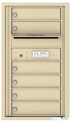 Florence 4C Mailboxes 4C08S-06 Sandstone