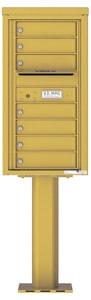 Florence 4C Pedestal 4C09S-07-P Gold Speck