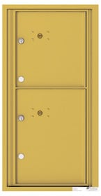 Florence 4C Mailboxes 4C09S-2P Gold Speck