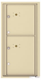 Florence 4C Mailboxes 4C09S-2P Sandstone