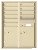 Florence 4C Mailboxes 4C11D-10 Sandstone