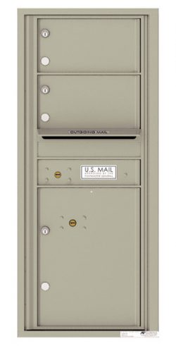 4C11S02 4C Horizontal Commercial Mailboxes