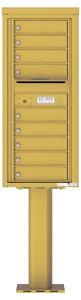 Florence 4C Pedestal 4C11S-09-P Gold Speck