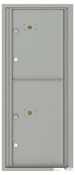 Florence 4C Mailboxes 4C11S-2P Silver Speck