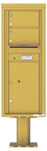 Florence 4C Pedestal 4C12S-02-P Gold Speck