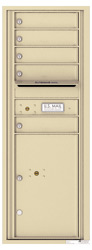Florence 4C Mailboxes 4C13S-05 Sandstone