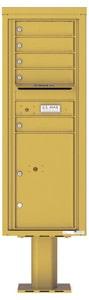 Florence 4C Pedestal 4C13S-05-P Gold Speck