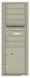 Florence 4C Mailboxes 4C13S-06 Postal Grey