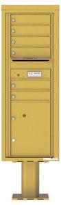 Florence 4C Pedestal 4C13S-06-P Gold Speck