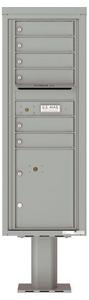 Florence 4C Pedestal 4C13S-06-P Silver Speck