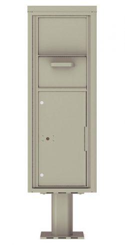 4C13SHOP 4C Pedestal Collection Drop Box