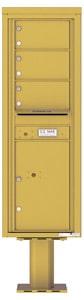Florence 4C Pedestal 4C14S-03-P Gold Speck