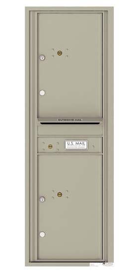 4C14S2P 4C Horizontal Commercial Mailboxes