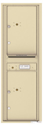 Florence 4C Mailboxes 4C14S-2P Sandstone