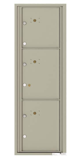 4C14S3P 4C Horizontal Commercial Mailboxes