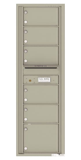 4C15S06 4C Horizontal Commercial Mailboxes