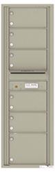 Florence 4C Mailboxes 4C15S-06 Postal Grey
