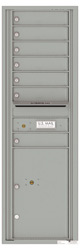 Florence 4C Mailboxes 4C15S-07 Silver Speck