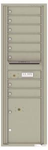 Florence 4C Mailboxes 4C15S-08 Postal Grey