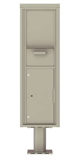 15 Door Units High 4C Pedestal Collection and Drop Box 4C15S-HOP-P