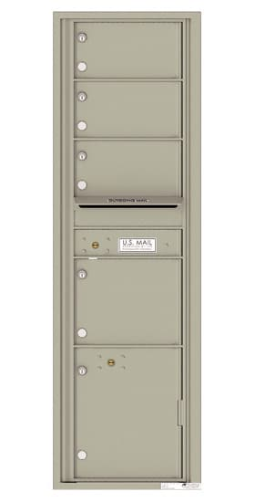 4C16S04 4C Horizontal Commercial Mailboxes